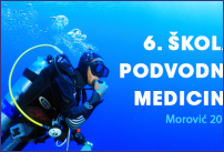 6. škola podvodne medicine - Morović 2015
