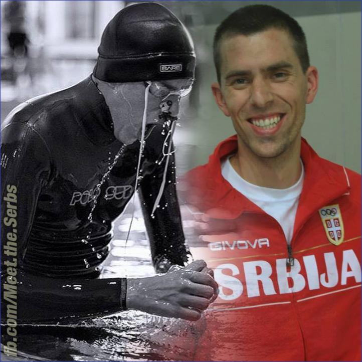 Branko Petrović - CMAS WR, Mulhouse, Francuska 2015