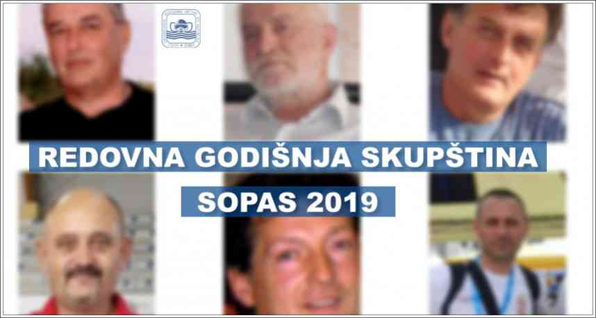 Redovna godišnja Skupština SOPAS-a održana 30.03.2019.